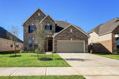 Rosenberg Single Family Home For Sale: 2631 Patricia Crossing
