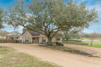 Columbus Farm & Ranch For Sale: 3349 Fm 109