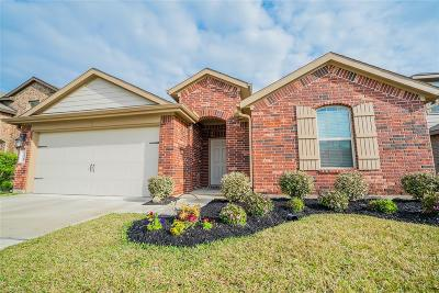 Katy TX Single Family Home For Sale: $229,990