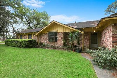 Houston Single Family Home For Sale: 1710 Imperial Crown Drive