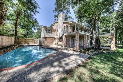 The Woodlands Single Family Home For Sale: 112 S Timber Top Drive