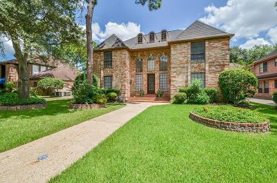 Katy Single Family Home For Sale: 22014 Wickfield Drive