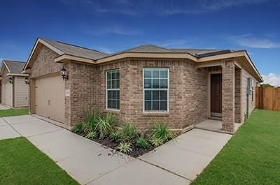 Katy TX Single Family Home For Sale: $192,900