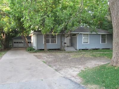 Houston Single Family Home For Sale: 12825 Almeda Genoa Road