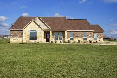 Sealy Single Family Home For Sale: 4866 Fm 2187 Road