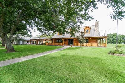 Fort Bend County Farm & Ranch For Sale: 37512 Fm 1093