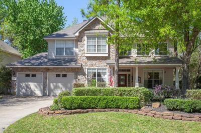 The Woodlands Single Family Home For Sale: 27 Bethany Bend Drive