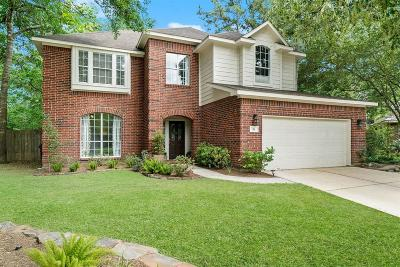 The Woodlands TX Single Family Home For Sale: $299,500