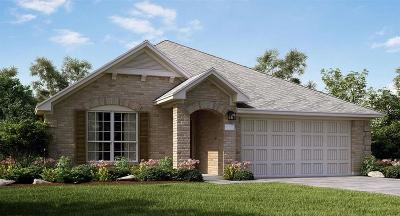 La Marque Single Family Home For Sale: 748 Cedar Gate Lane