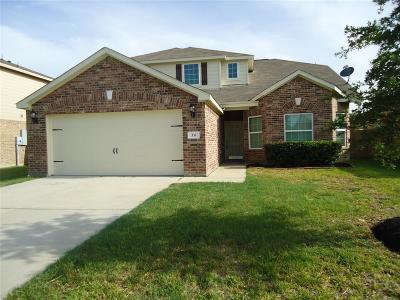 La Marque Single Family Home For Sale: 332 Shoshone Ridge Drive