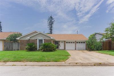 Galveston Single Family Home For Sale: 3013 Pine Street