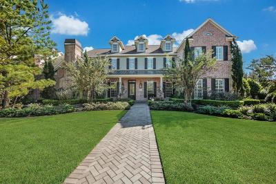 The Woodlands Single Family Home For Sale: 2 Parwood Court