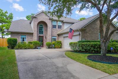 Katy Single Family Home For Sale: 20506 Ropers Trail Court