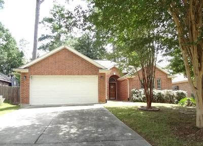 Montgomery Single Family Home For Sale: 3210 Glenforest Road
