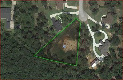 Willis Residential Lots & Land For Sale: 14603 Topaz Cove