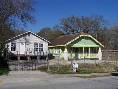 Single Family Home For Sale: 620 Thornton Road