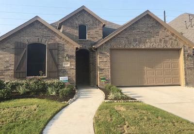 Manvel Single Family Home For Sale: 2337 Olive Forest Ln