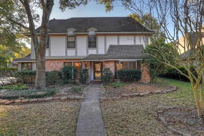 Kingwood Single Family Home For Sale: 2310 Tree Lane
