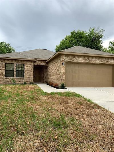 Houston Single Family Home For Sale: 10922 Leitrim Way