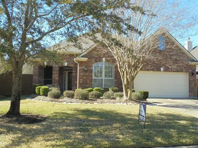Katy Single Family Home For Sale: 5118 Sandyfields Lane