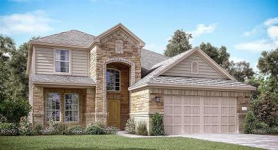 La Marque Single Family Home For Sale: 669 Forest Bend Lane