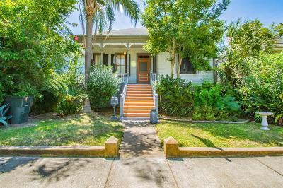 Galveston Single Family Home For Sale: 3715 Avenue N 1/2