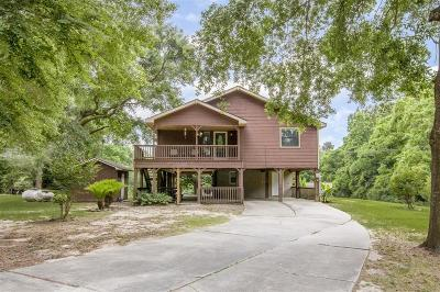New Caney Single Family Home For Sale: 31823 E Casey Road