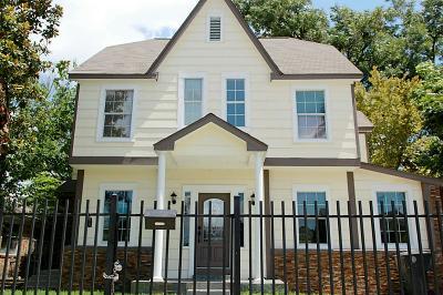Houston Single Family Home For Sale: 2205 Truxillo Street