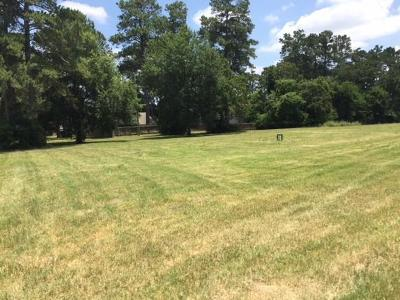 Cypress Residential Lots & Land For Sale: 14607 Whispering Valley Drive