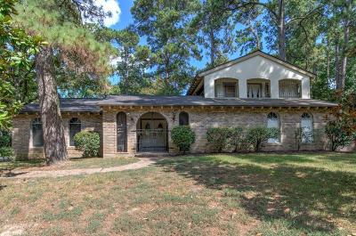 Willis Single Family Home For Sale: 15498 Carmel Drive
