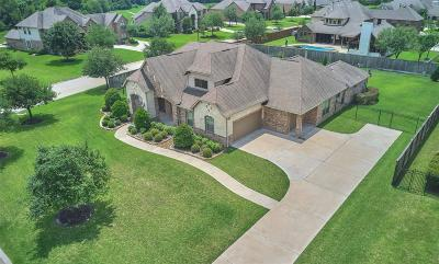 Cypress Single Family Home For Sale: 17703 Refuge Lake Drive