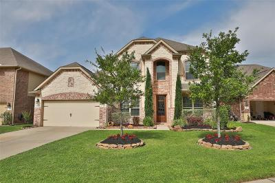 Tomball Single Family Home For Sale: 13439 Cameron Reach Drive
