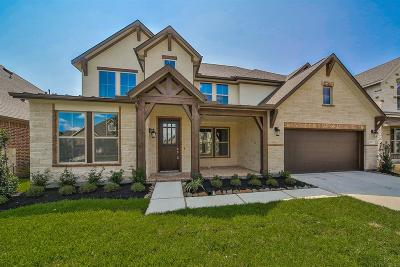 Cypress Single Family Home For Sale: 18919 Hilltop Valley Drive