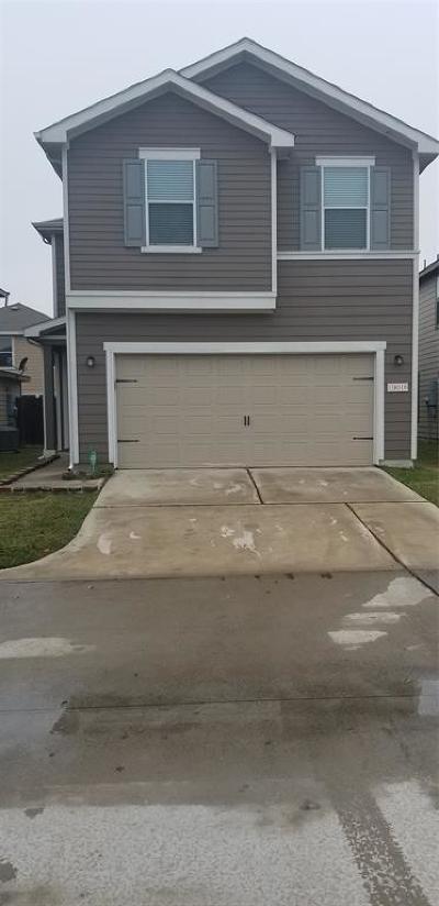 Houston Single Family Home For Sale: 19016 Goldmar Court