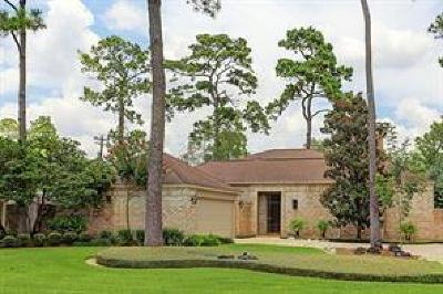 Houston Single Family Home For Sale: 12314 Longworth Lane