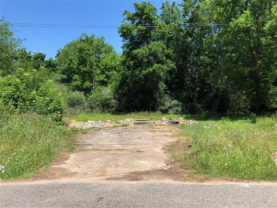 Tomball Residential Lots & Land For Sale: 927 Lizzie Lane