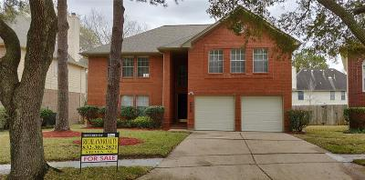 Missouri City Single Family Home For Sale: 4623 Birkenhead Circle