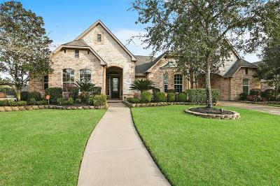 Friendswood Single Family Home For Sale: 3238 Prince George Drive