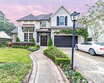 Houston Single Family Home For Sale: 1702 Lamonte Lane