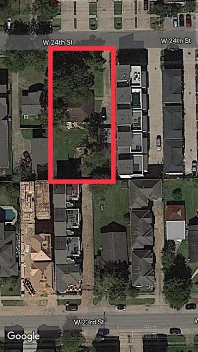 Shady Acres Single Family Home For Sale: 1144 W 24th Street