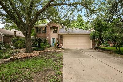 Spring Single Family Home For Sale: 1611 Stonehaven Village Circle