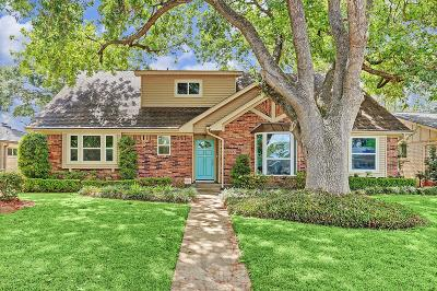 Houston Single Family Home For Sale: 12307 Attlee Drive