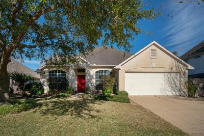Pearland Single Family Home For Sale: 1807 Castle Oaks Drive