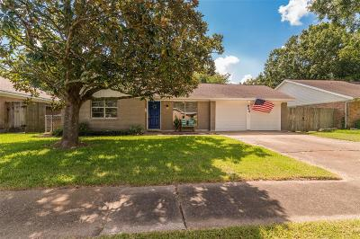 Houston TX Single Family Home For Sale: $227,900