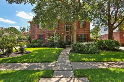 Tomball Single Family Home For Sale: 16003 Camillia Trail