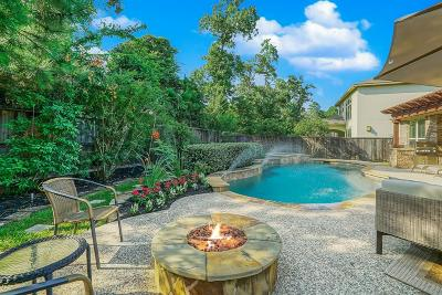 The Woodlands Single Family Home For Sale: 35 N Swanwick Place