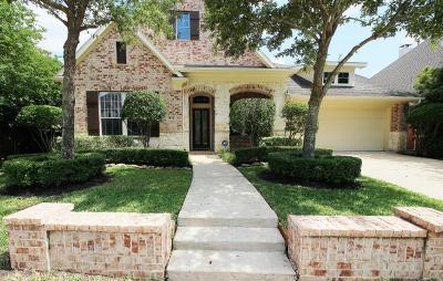 Sugar Land Single Family Home For Sale: 6814 Alden Court
