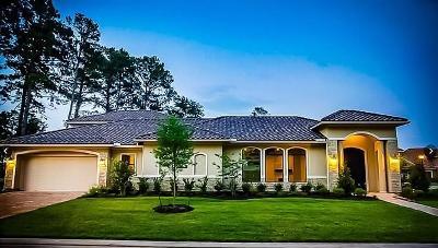 Spring Single Family Home For Sale: 34 W Shadow Creek Villas Loop