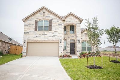Lakes Of Savannah Single Family Home For Sale: 13806 Sandstone Bridge Lane