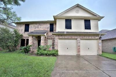Pearland Single Family Home For Sale: 3115 Glenwood Drive